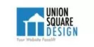union square design logo