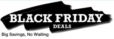 Black Friday deals in e-commerce