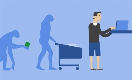E-commerce has evolved