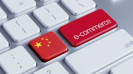 The Chinese market for e-commerce