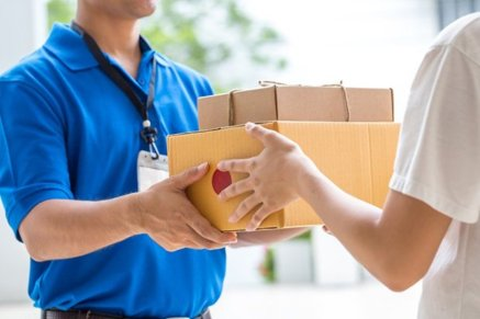 Parcel delivery experience