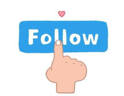 Having many followers