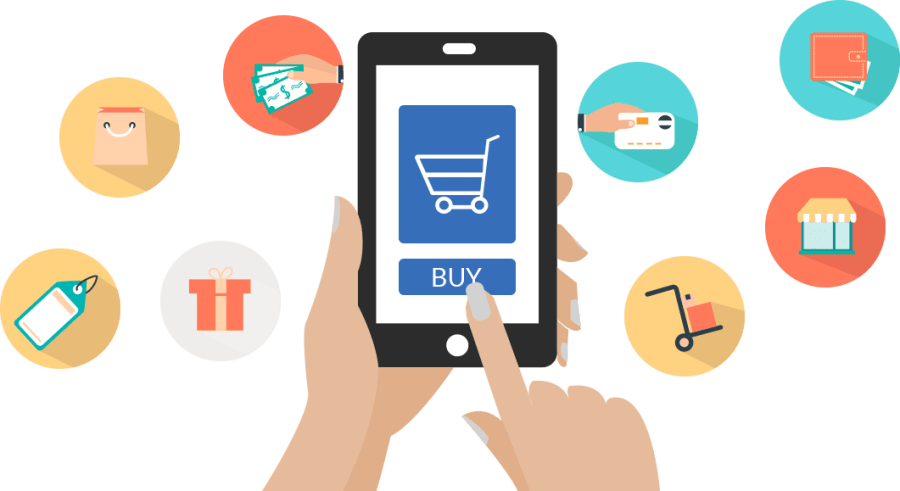 Web applications in e-commerce