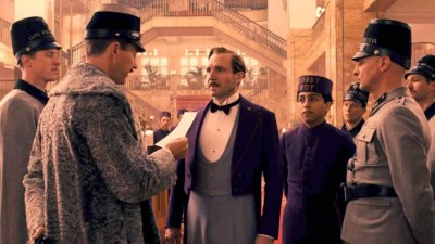 Wes Anderson picked up a Best Director nomination at Golden Globes 2015 for The Grand Budapest Hotel