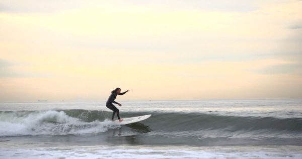 Video: A Surfer's Saturday at Rockaway Beach - The New Yorker