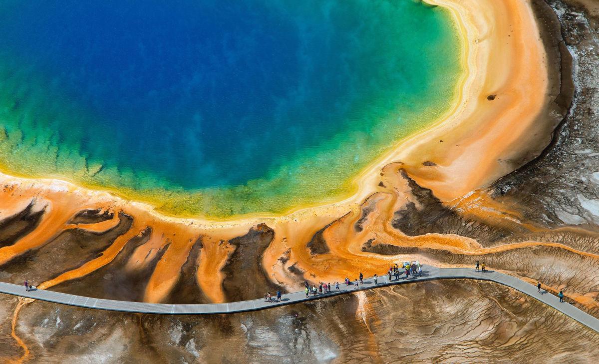 The Yellowstone Supervolcano Goes Viral