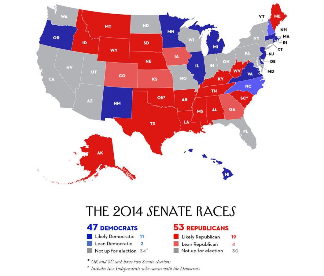 senate political makeup | Hairstly.org