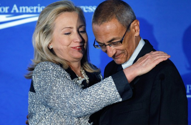 Image result for CLINTON'S & PODESTA'S