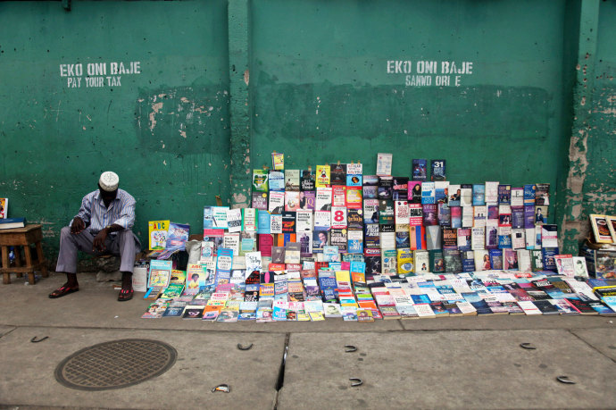 As Nigeria struggles to promote reading, some booksellers are finding more success than others.