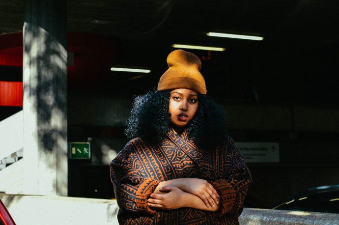 The poet Warsan Shire writes primarily about the immigrant experience, but also tweets about reality television.