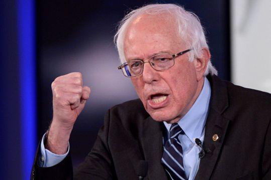 U.S presidential race: Bernie Sanders vows never to quit