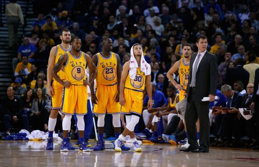 Now Streaming: The Golden State Warriors - The New Yorker