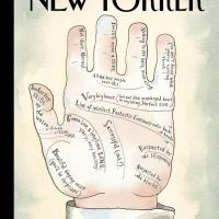 "The ""Short-fingered Vulgarian"" Makes the Cover of The New Yorker"