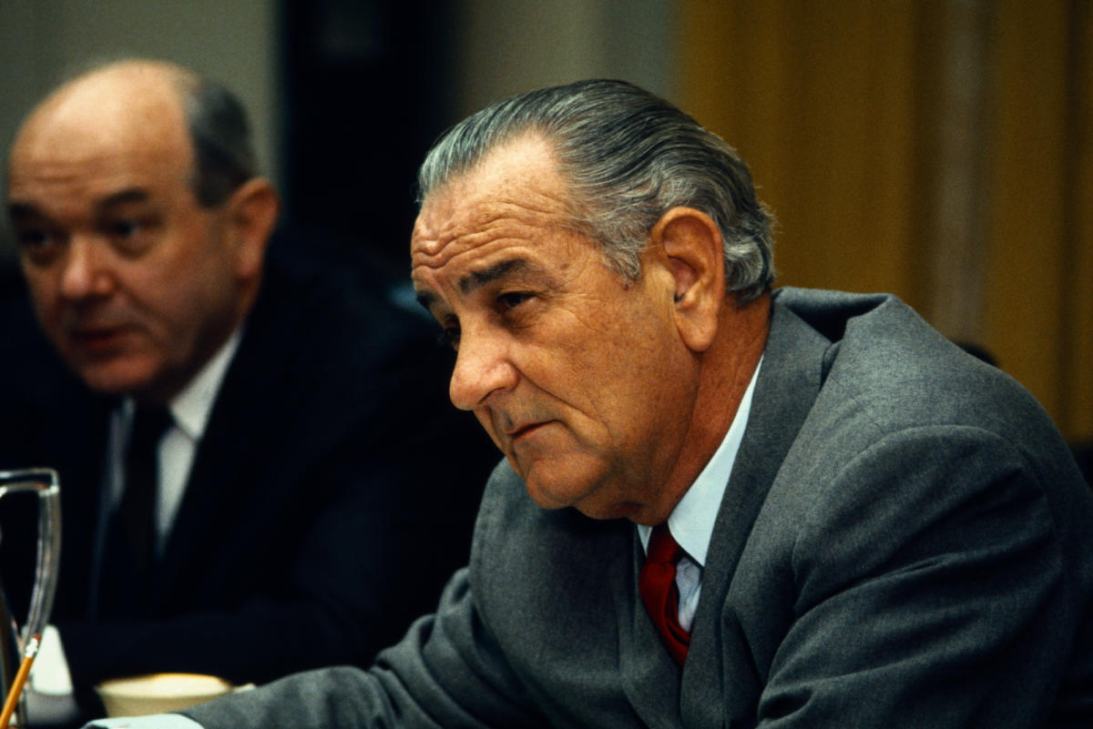 U.S. Presidents throughout history have long defined loyalty differently. Lyndon B. Johnson's definition was extreme; Trump's definition has so far proved disastrous.