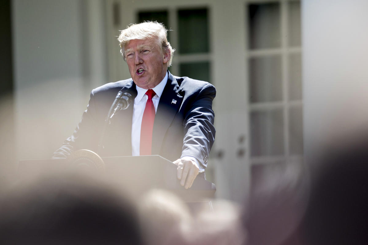 In pulling the U.S. out of the Paris climate-change accord, Trump was ignoring the advice of his senior economic advisers, many of his fellow-businessmen, and, reportedly, his own daughter and son-in-law.