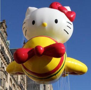 Hello Kitty Macys Thanksgiving Day Parade