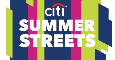 Citi Summer Streets NYC Car Free
