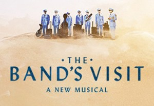 The Band's Visit - Broadway Musical logo