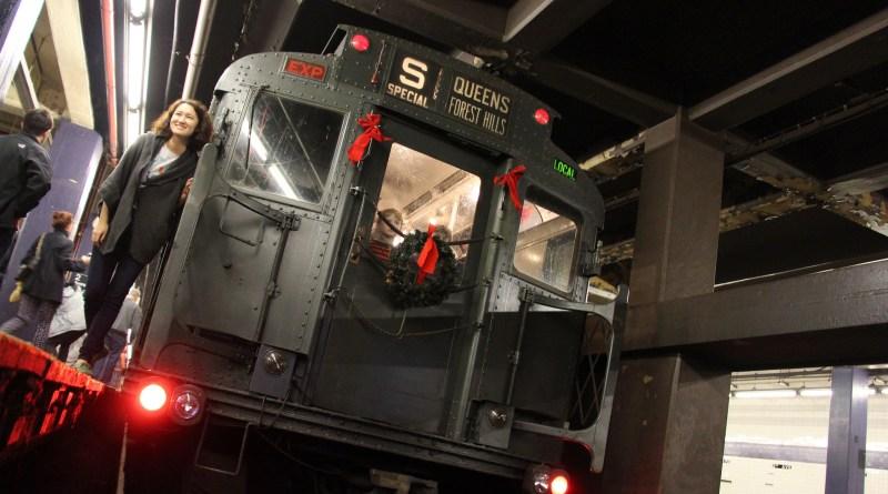 NYC Vintage Subways New York Transit Museum