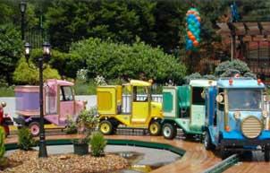 ... Victorian Gardens Amusement Park Rides   Central Park ...