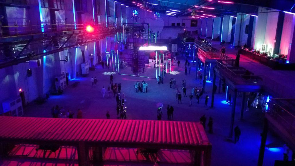 New York Expo Center Ten Acres Of Amazing Venue Space