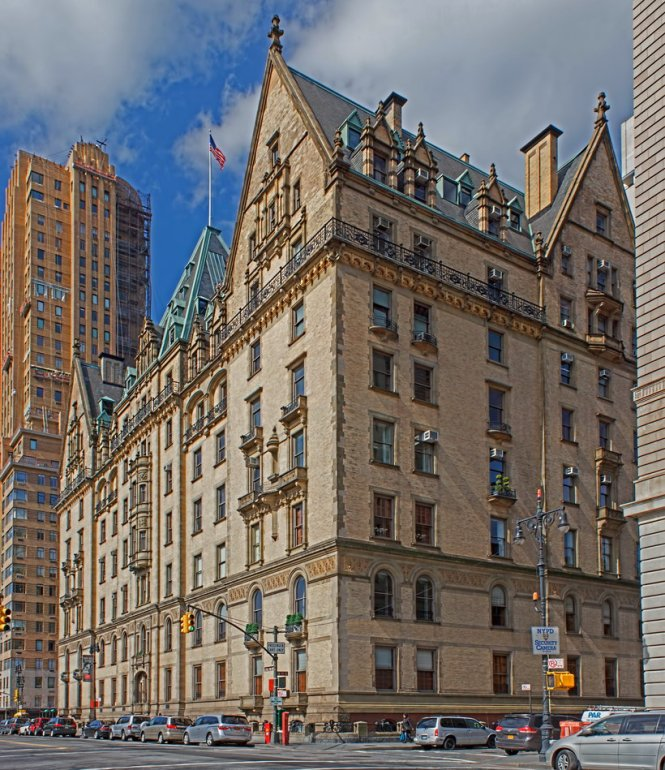 New York Architecture Photos Dakota Apartments