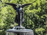 Central Park - Bethesda Terrace and Fountain
