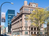East Village - Cooper Union Foundation Building