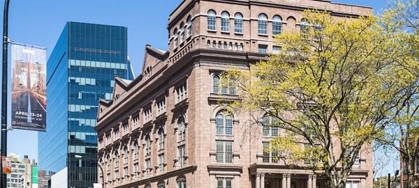 East Village - Cooper Union Foundation Building