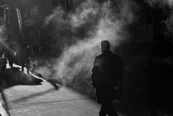 Blackandwhite_steam_NYC