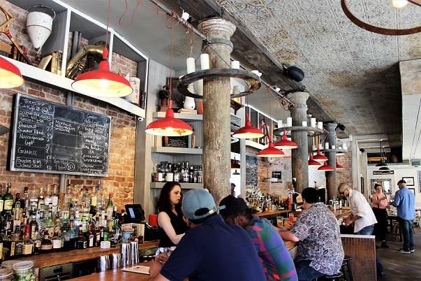 The Grange bar NYC(1)