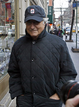 """legal and ethical issues with the bernie madoff case These questions may be asked by the auditors' professional organizations, such   """"feeder funds"""" that invested with ponzi scam artists such as bernard madoff."""