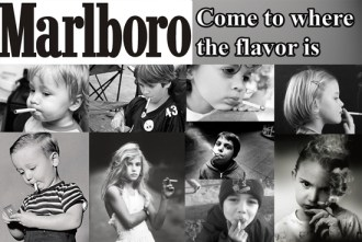 Marlboro and Kids