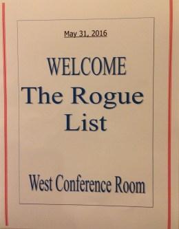 RogueList