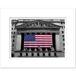 Stock Exchange New York Art Print BW SEBC001 MW1620