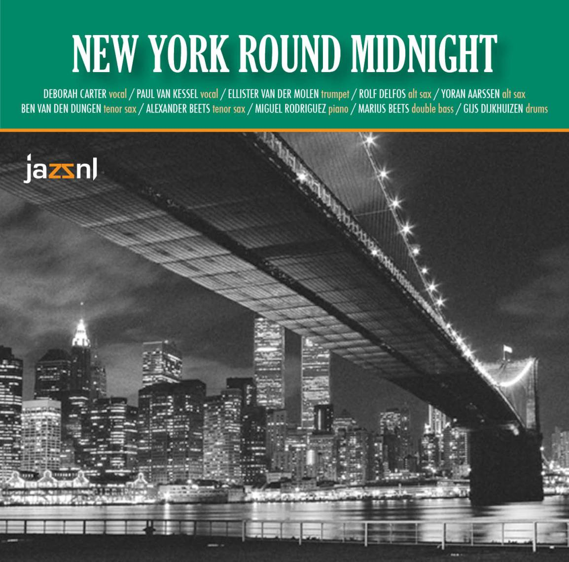 CD NYRM voorpagina