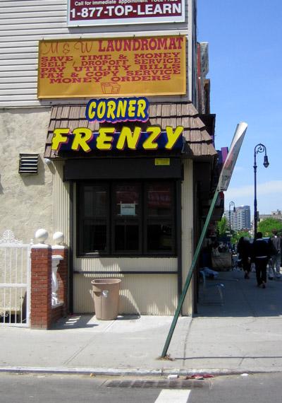 Frenzy on Huron Street