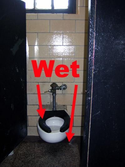 McCarren Toilet
