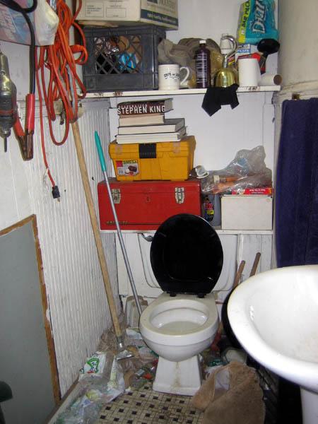 The Executive Washroom