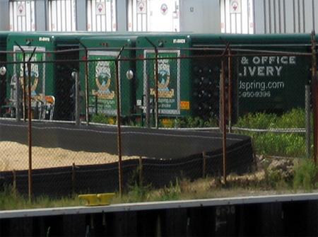 Poland Springs Depot