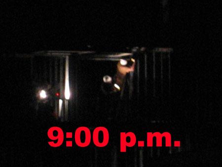 143 Huron 10/16/07 9:00 p.m.