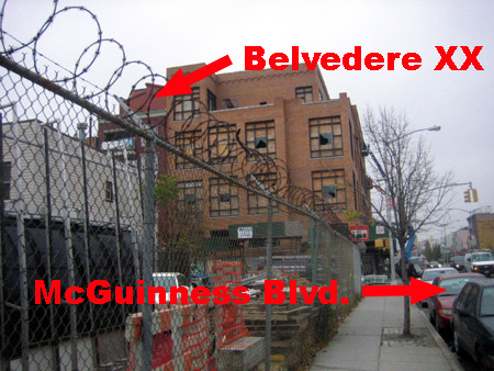 Belvedere XX from Mickey G's