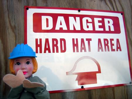 Hard Hat Hannah