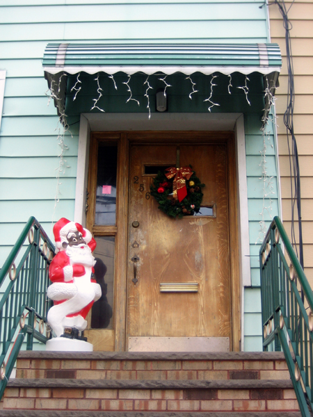 Nassau Avenue Santa