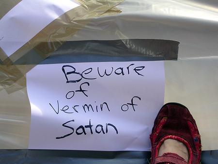 Vermin of Satan