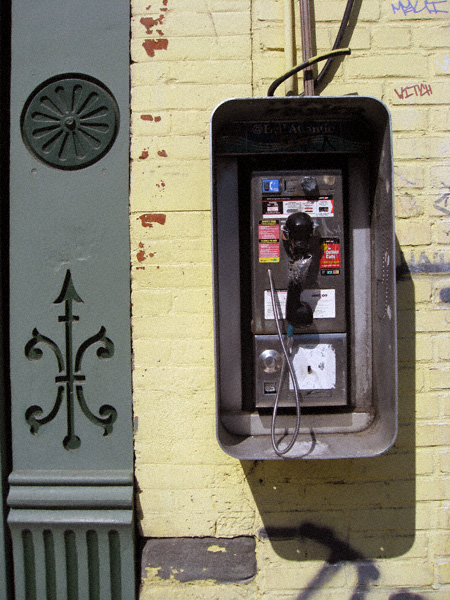 Division Pay Phone