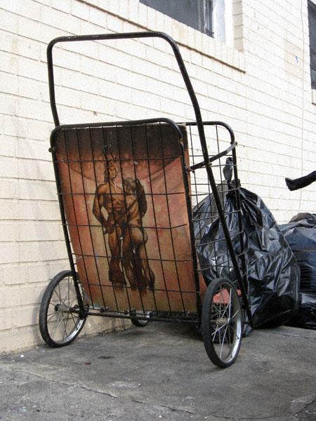 Knickerbocker's Bad ASS Cart