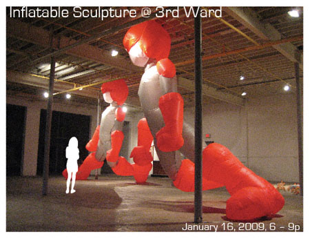 inflatableart