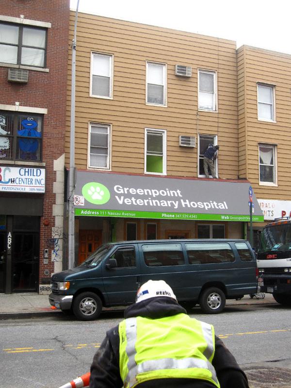 greenpoint veterinary hospital