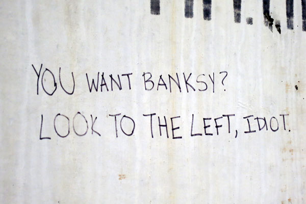 Want BanksyNYS